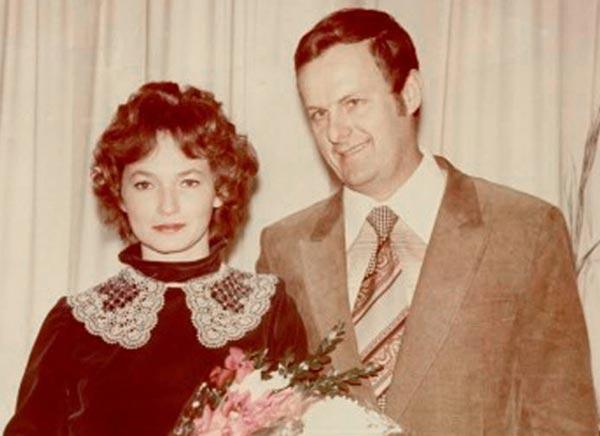 Людмила Нарусова и Анатолий Собчак