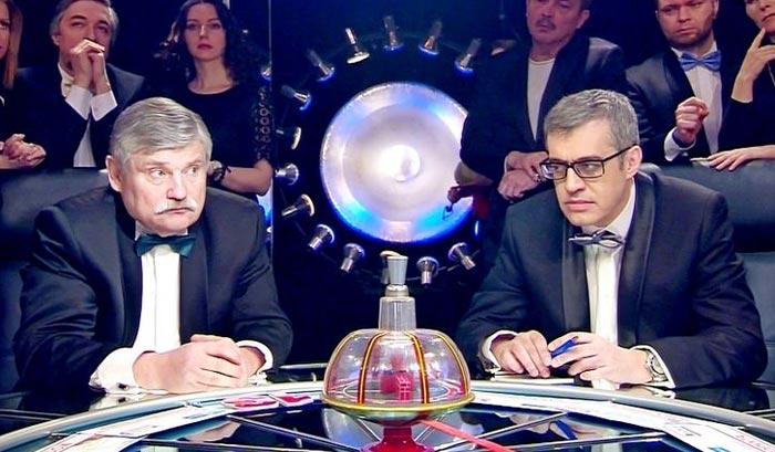 Максим Поташев игра Что? Где? Когда?