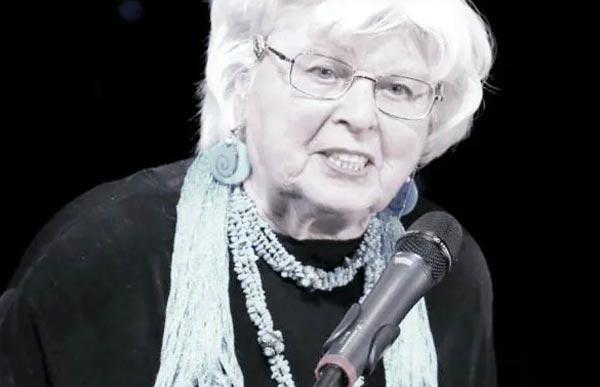 Маргарита Анастасьева в старости