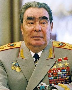 Маршал Леонид Ильич Брежнев
