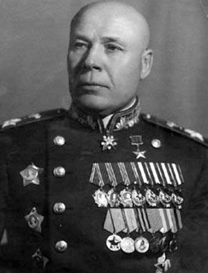 маршал Семен Тимошенко