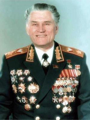 маршал Василий Иванович Петров