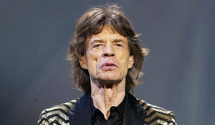 рок-музыкант Мик Джаггер