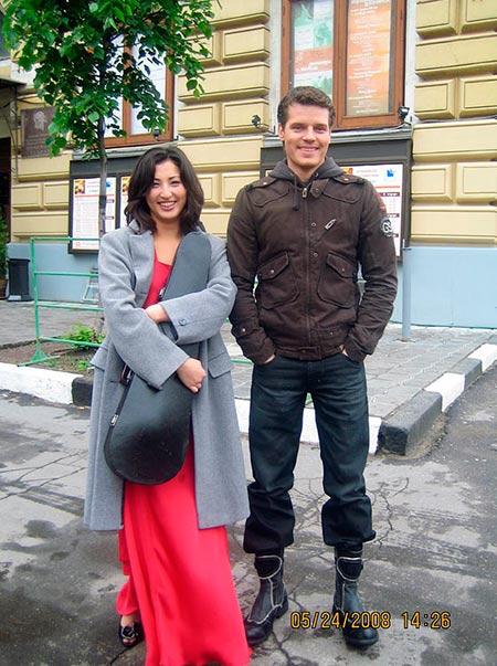 Нелли Цай Москва я люблю тебя