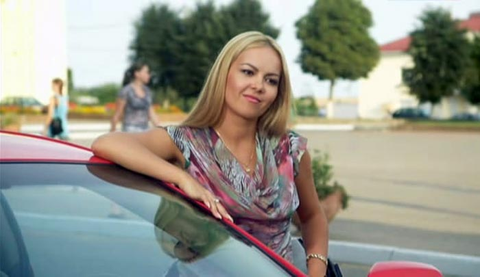 Ольга Бурлакова Санта Лючия