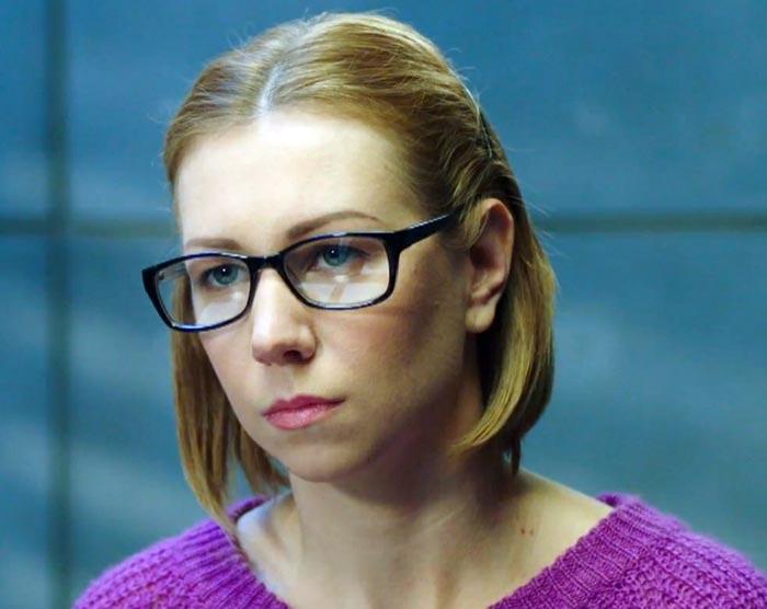 Ольга Дубровина в сериале Свидетели