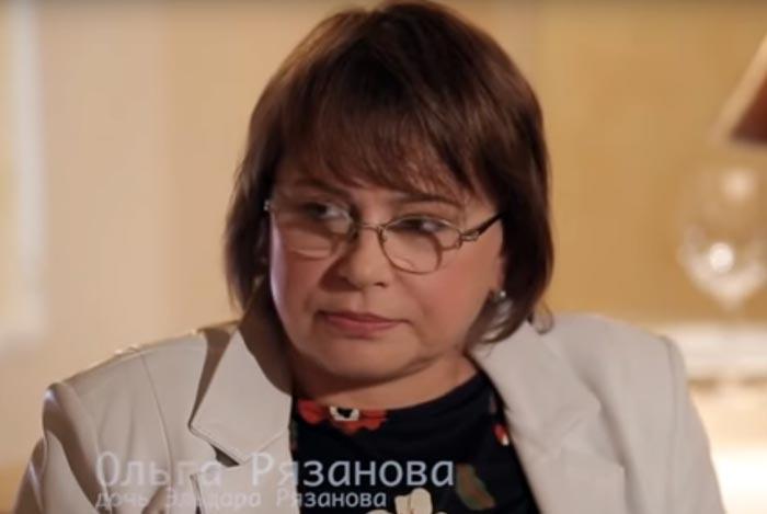 Ольга Эльдаровна Рязанова