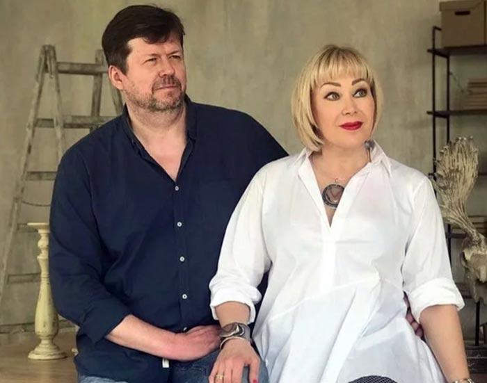 Ольга Спиркина и Дмитрий Кончаловский