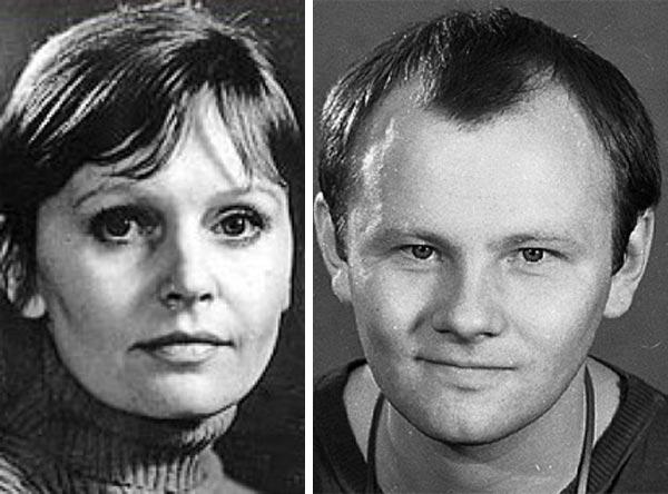 Ольга Гаврилюк и Михаил Васьков