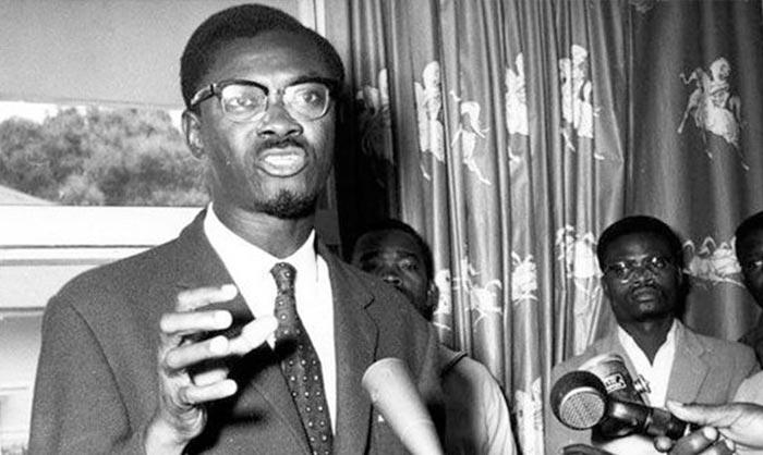 Конголезский политик Патрис Лумумба