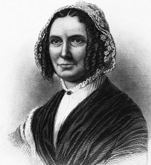 Эбигэли Филлмор первая жена Милларда Филлмора