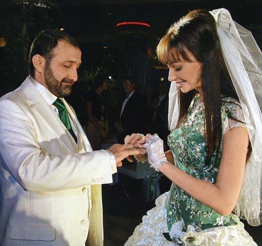 свадьба Согдиана и Башир Куштов