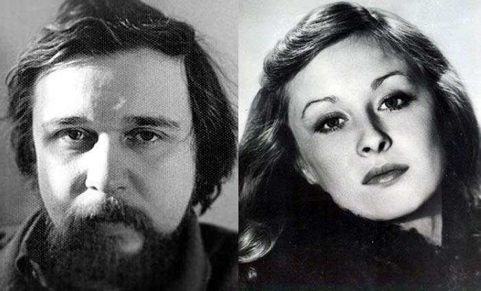 Андрей Эшпай и Лариса Удовиченко