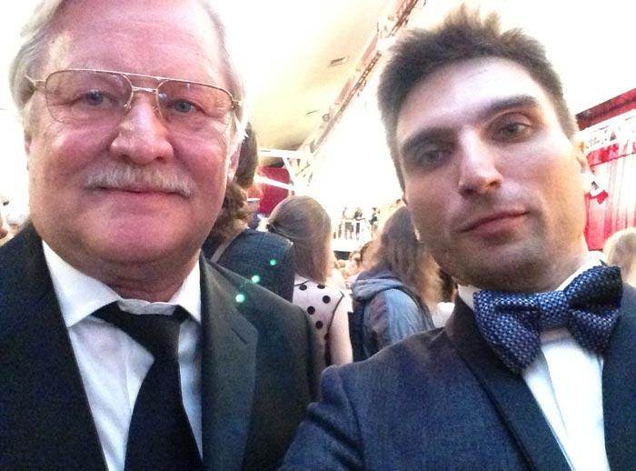 Родион Бельков и Юрий Кара
