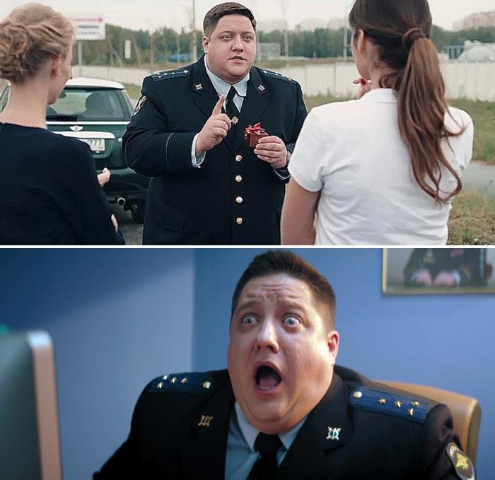 Роман Попов Полицейский с Рублёвки