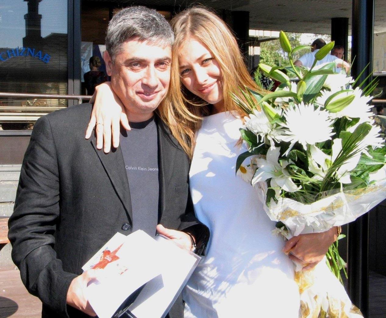 Сергей Члиянц и Екатерина Волкова