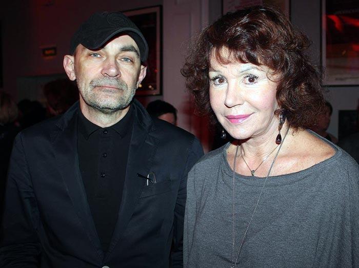 Сергей Голомазов и Вера Бабичева