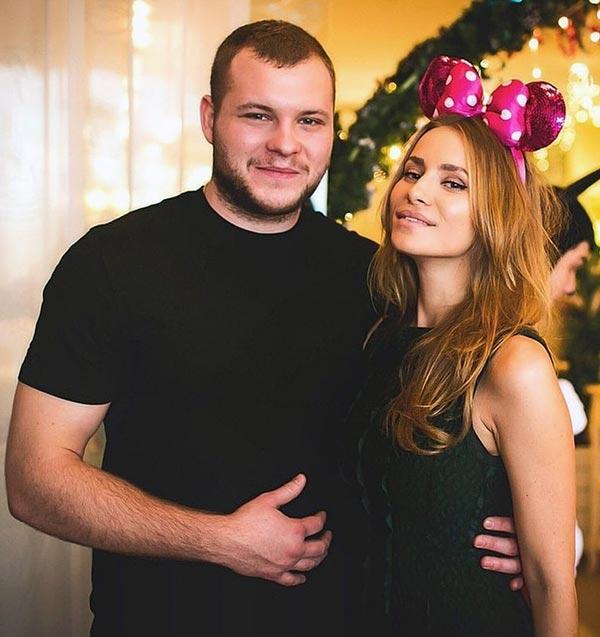 Татиана Мамиашвили и Сергей Бондарчук младший