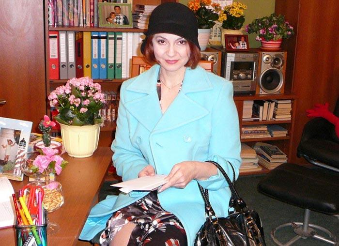 Татьяна Косач-Брындина в сериале Папины дочки