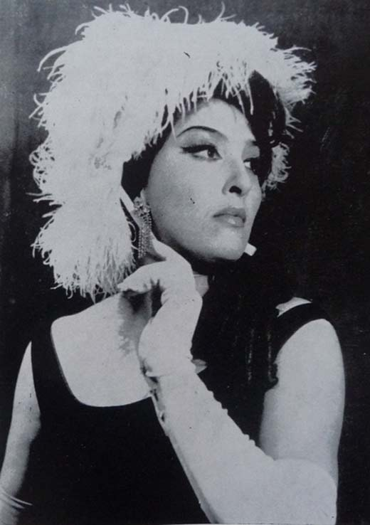певица Цисана Татишвили