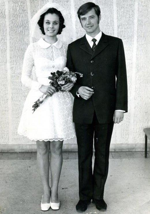 свадьба Валерий Макаров и Любовь Полищук