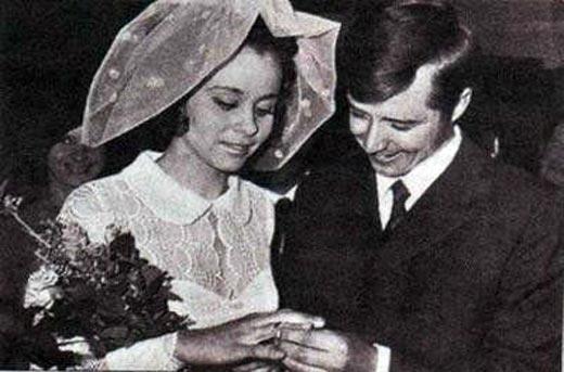 Валерий Макаров и Любовь Полищук