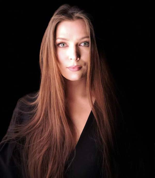 актриса Валерия Моисеева