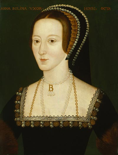 Анна Болейн вторая жена Генриха VIII