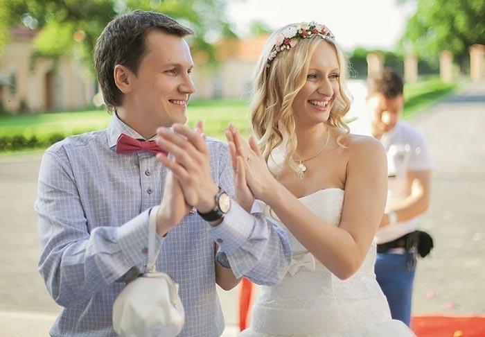 Вячеслав Мясников и жена Надежда
