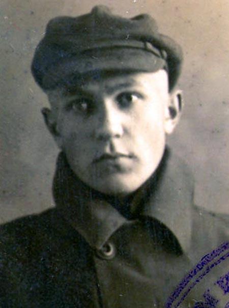 Варлам Шаламов в молодости