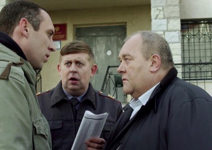 Владимир Гусев в сериале Команда