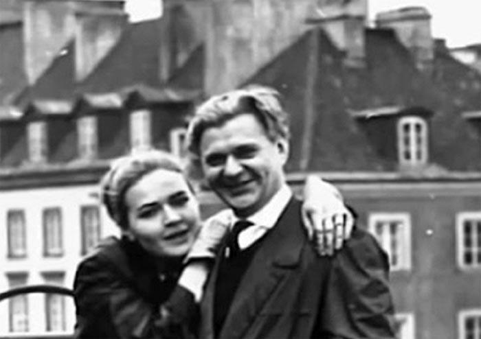 Владимир Фетин и жена Людмила Чурсина