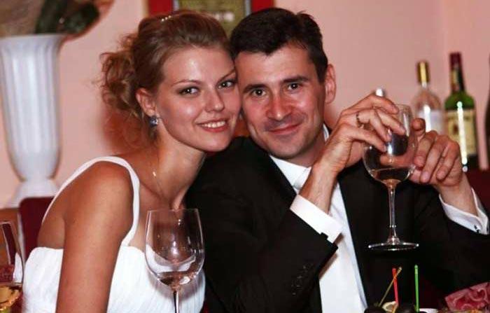 Юлия Ковалева и Евгений Миллер