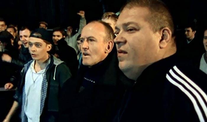 Юрий Думчев в сериале Бригада
