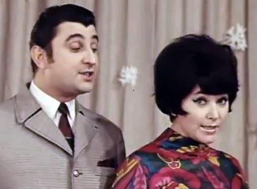 Зоя Харабадзе и Шота Харабадзе