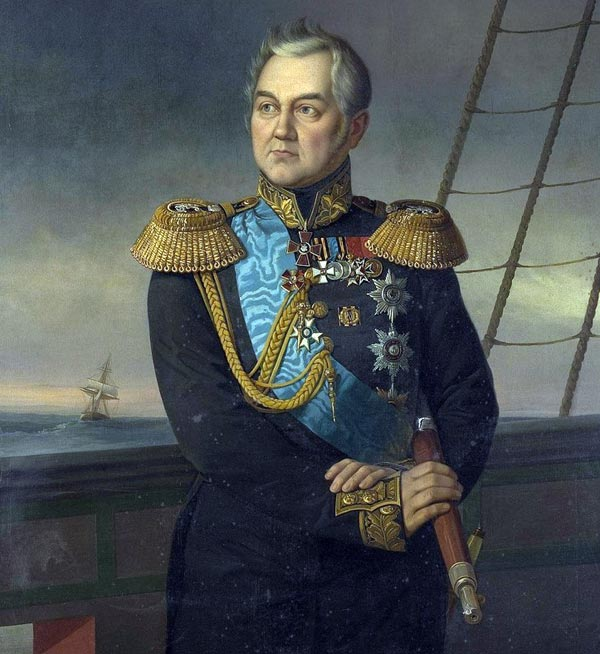адмирал Михаил Лазарев