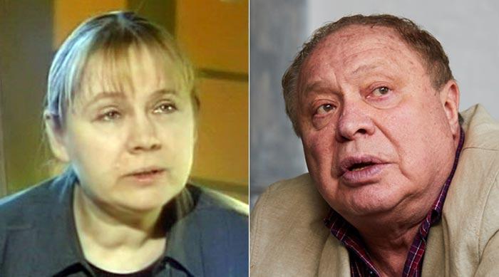 Марина Хазова и Иосиф Райхельгауз