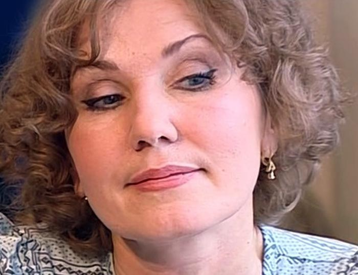 Альбина Бокова в сериале Час Волкова-5