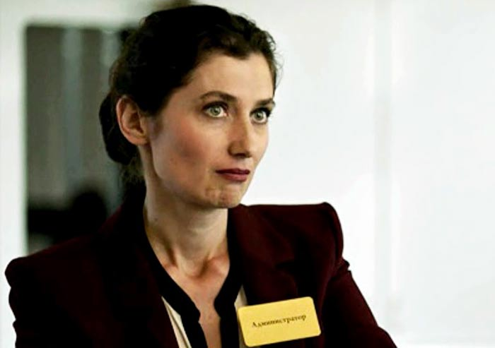 Алена Каллистова в сериале Тень за спиной