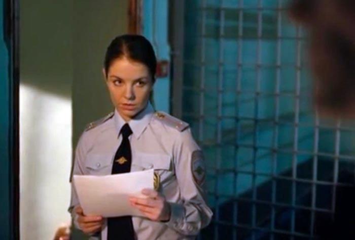 Алена Мордовина в сериале Триггер