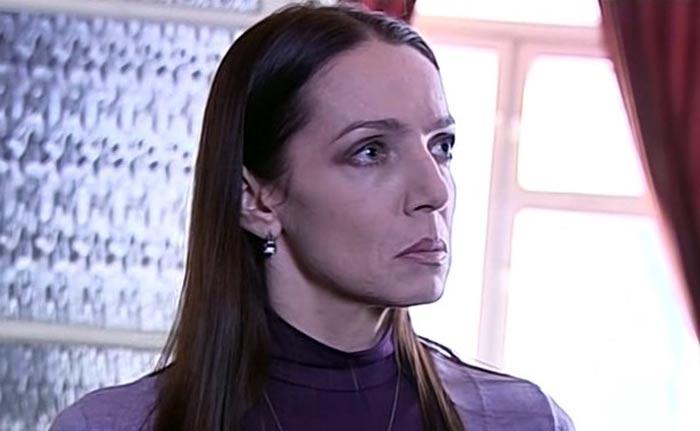 Алена Оськина в сериале Час Волкова 5