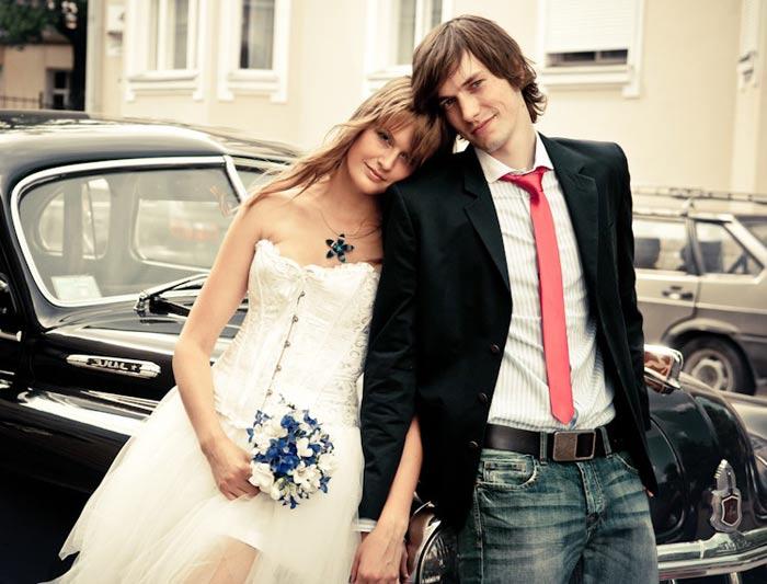 свадьба Алена Повышева и Юрий Филиппов