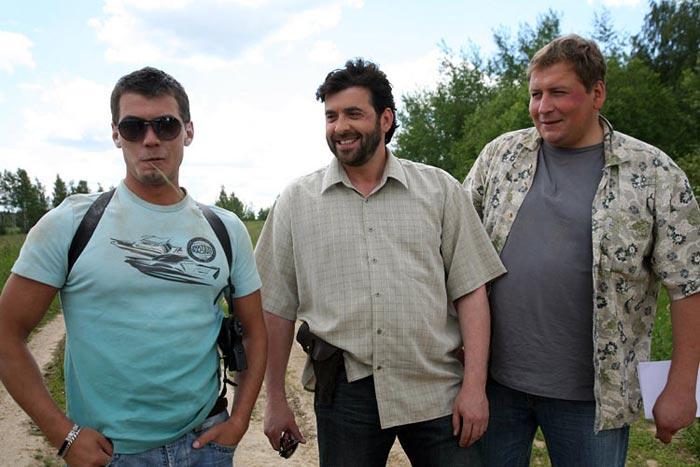 Александр Баргман Люди Шпака