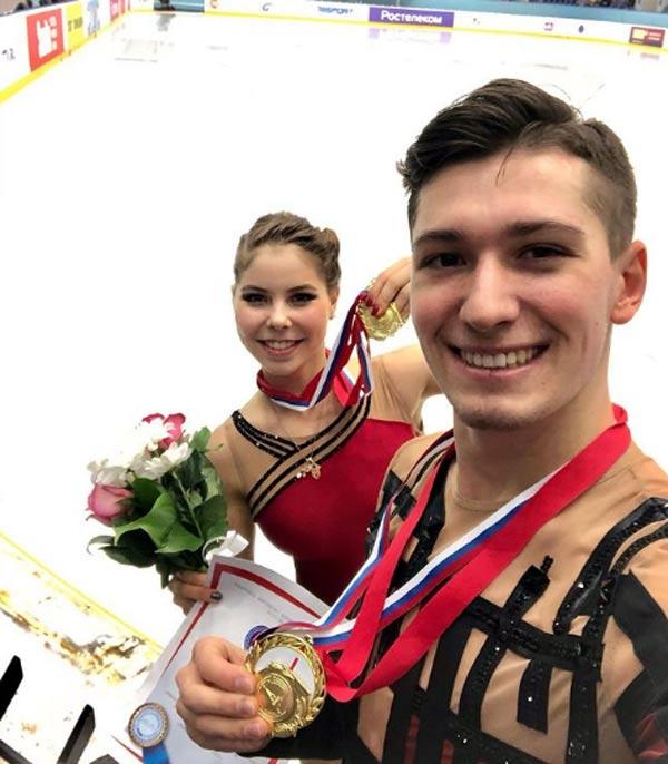 Александр Галлямов и Анастасия Мишина чемпионы мира