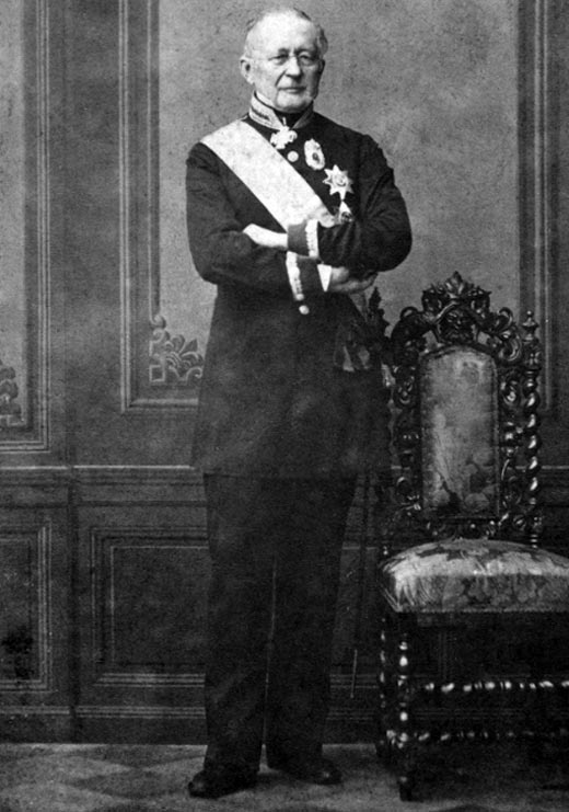 канцлер Александр Горчаков