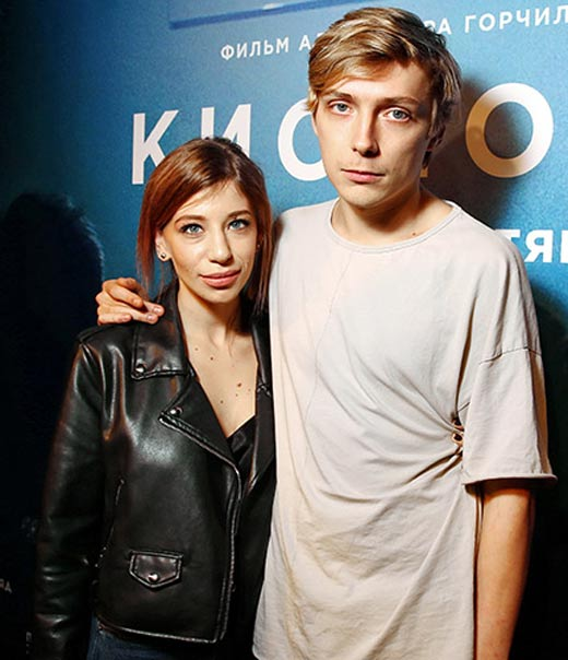 Александр Горчилин и Ника Сергеева