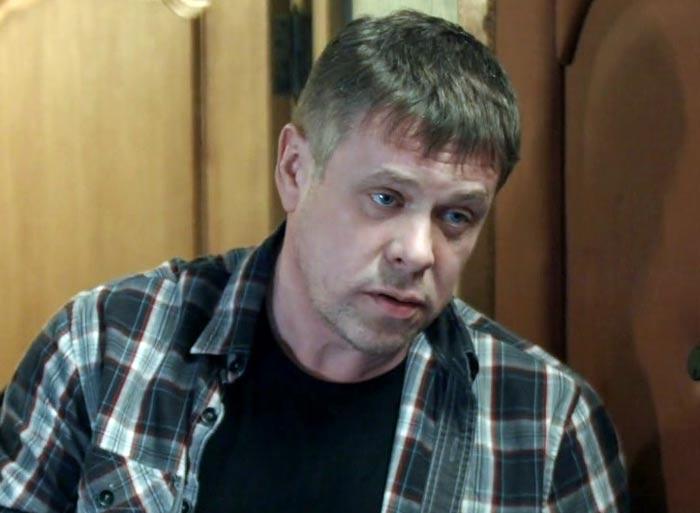 Александр Карамнов в сериале Шелест