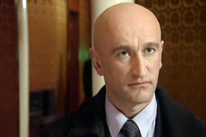 Александр Орловский в сериале Ментовские войны 2