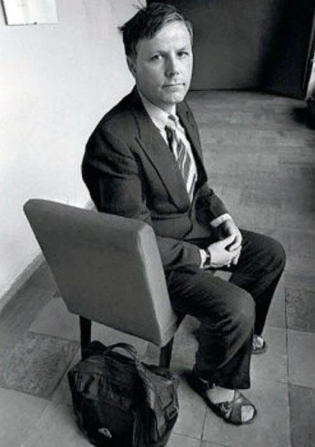 Александр Шмонов в молодости