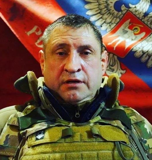 военный журналист Александр Сладков